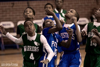 Youth Basketball in Griffin Game 1